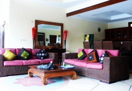 Image for Villa Karna has 3 bedrooms and spacious living